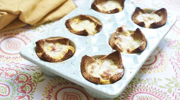 Southeast Dairy Association - egg and cheese breakfast cups