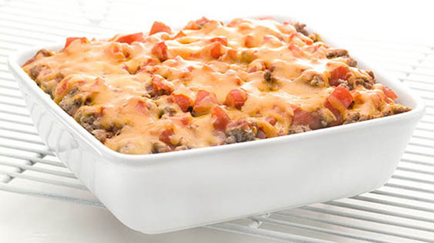 Southeast Dairy Association - cheeseburger macaroni casserole