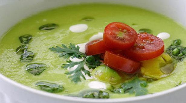 Southeast Dairy Association - chilled avocado soup