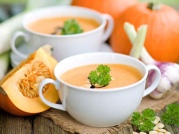 Southeast Dairy Association - Pumpkin Soup
