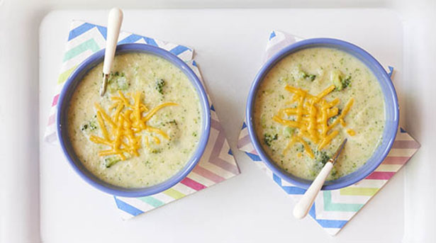 Southeast Dairy Association - broccoli cheese soup