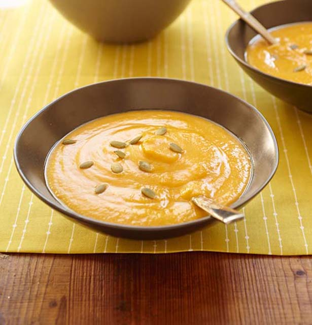 Southeast Dairy Association - butternut squash soup