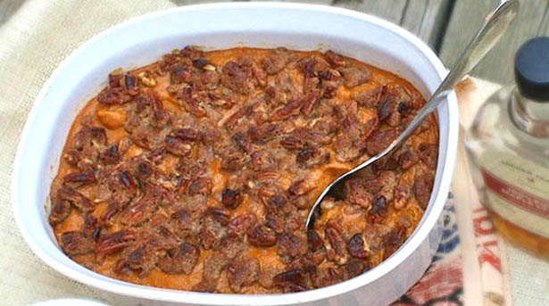 Southeast Dairy Association - sweet potato bake casserole