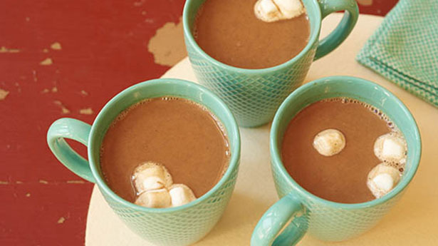 Southeast Dairy Association - lactose free hot chocolate