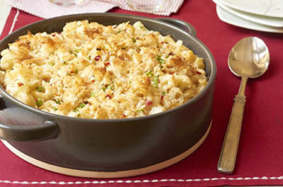 Southeast Dairy Association - holiday mac and cheese