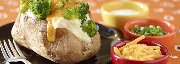 Southeast Dairy Association - Cheesy Stuffed Potato