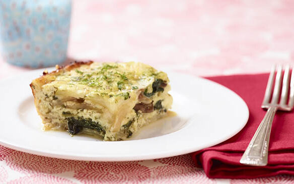 Southeast Dairy Association - Vegetable Frittata