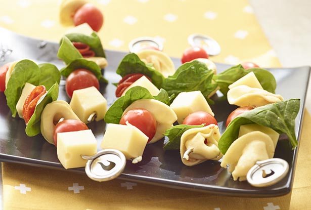 Southeast Dairy Association - Antipasta Skewers