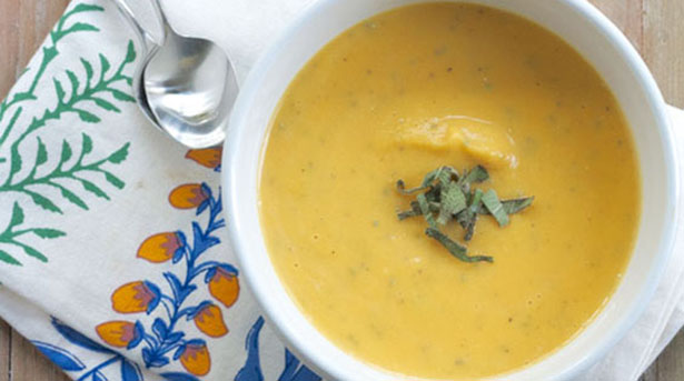 Southeast Dairy Association - butternut squash and sage