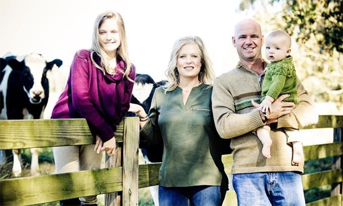 Southeast Dairy Association - Glover Family Farm