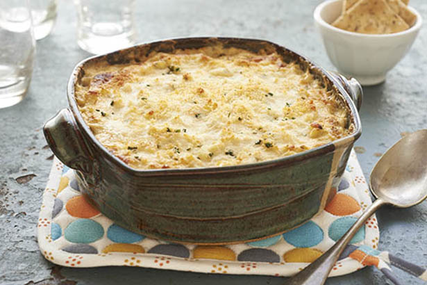 Southeast Dairy Association - low country crab dip