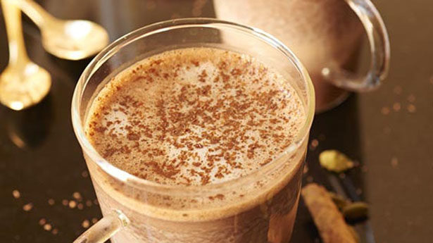 Southeast Dairy Association - hot chocolate with moroccan spices