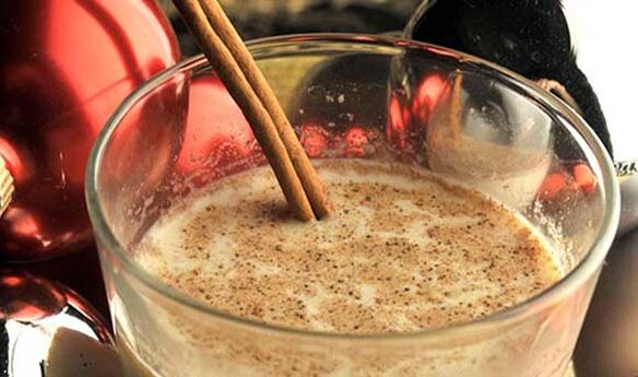 Southeast Dairy Association - holiday milk punch