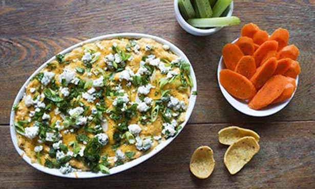 Southeast Dairy Association - buffalo chicken dip