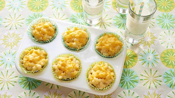 Southeast Dairy Association - mac and cheese casserole cups