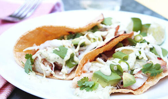 Southeast Dairy Association - fish tacos