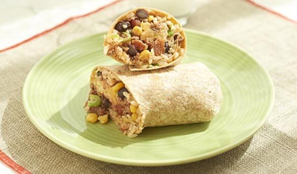 Southeast Dairy Association - beef burrito