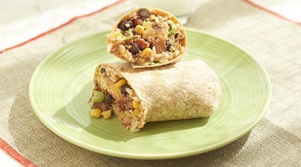 Southeast Dairy Association - beef burrito