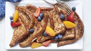 Southeast Dairy Association - cinnamon french toast