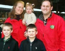 Z. Myers Family
