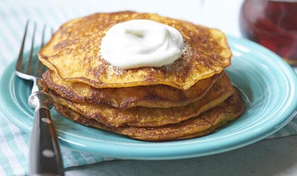Southeast Dairy Association - pumpkin pancakes