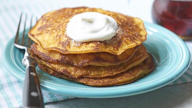 Southeast Dairy Association - pumpkin pancakes