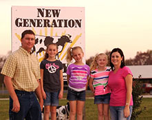 Southeast Dairy Association - Rexing Family