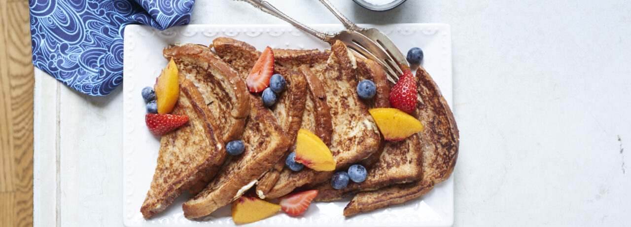 Southeast Dairy Association - french toast