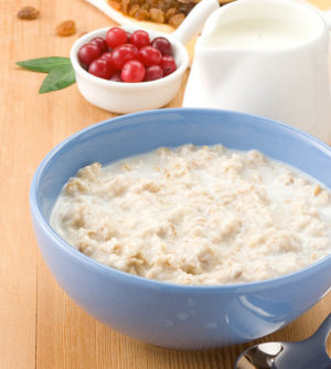 Southeast Dairy Association - oatmeal with milk