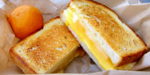 Southeast Dairy Association - grilled cheese