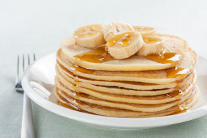 Southeast Dairy Association - banana pancakes