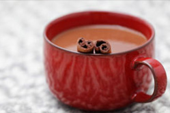 Southeast Dairy Association - cinnamon hot chocolate