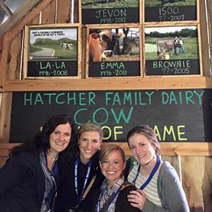 Hatcher Family Dairy Farm