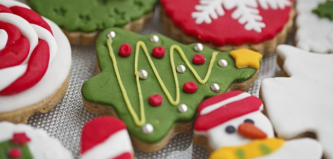 Southeast Dairy Association - Christmas Cookies