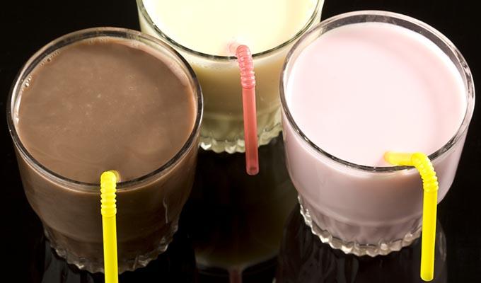 Southeast Dairy Association - Flavored milk assortment