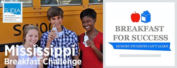 Southeast Dairy Association - Mississippi Breakfast Challenge