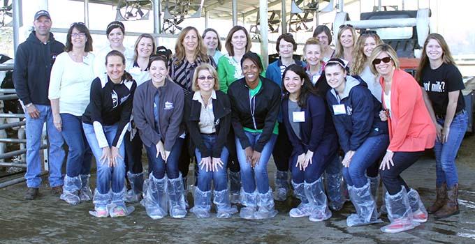 Southeast Dairy Association - Glo-Crest Dairy Farm Tour