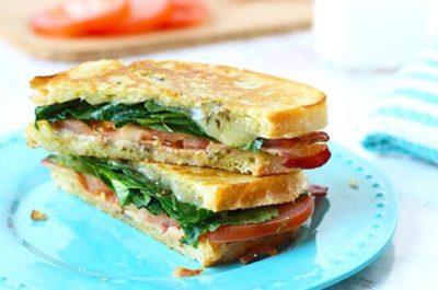 Southeast Dairy Association - bacon kale gouda tomato
