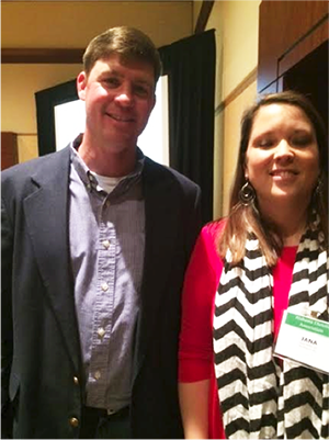 South Carolina Dairy Will Gilmer and Jana Miller