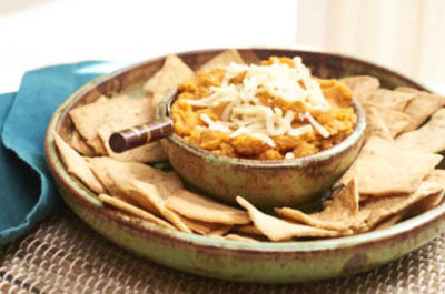 Southeast Dairy Association - sweet potato dip