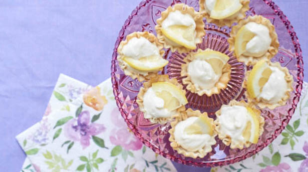 Southeast Dairy Association - lemon tartlets