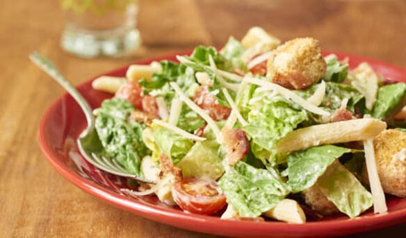 Southeast Dairy Association - cheesy blt pasta salad