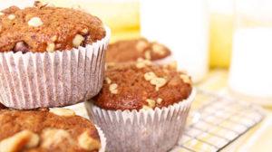 Southeast Dairy Association - buttermilk banana bread muffins