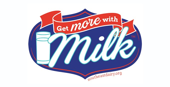 Southeast Dairy Association - June Dairy Month - Get More with Milk
