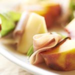 Southeast Dairy Association - Peachy Gouda and Ham Skewers