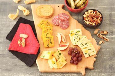 Southeast Dairy Association - Georgia Cheese Board