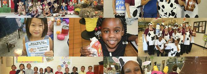 Southeast Dairy Association - World School Milk Day