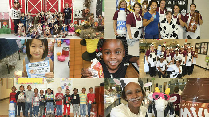 Southeast Dairy Association - World School Milk Day