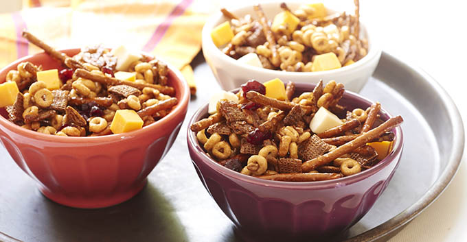 Southeast Dairy Association - Snack Mix