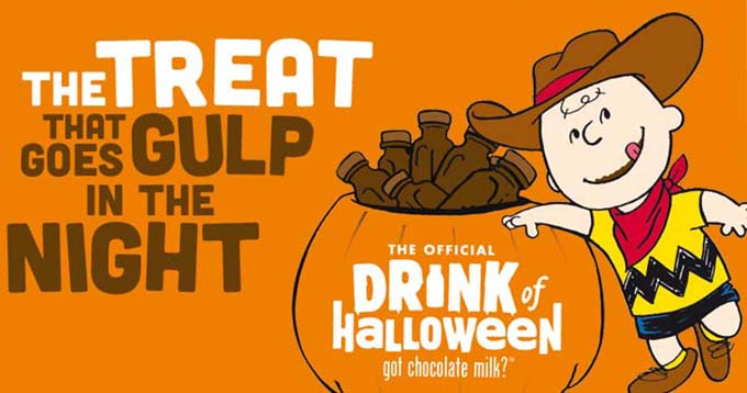 Southeast Dairy Association - Chocolate Milk Halloween